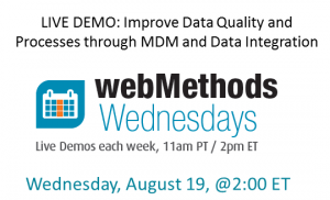Improve Data Quality & Processes through MDM and Data Integration Wide_CG