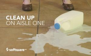SAG_LinkedIn_MEME_913x560_Clean-up-on-Aisle-One