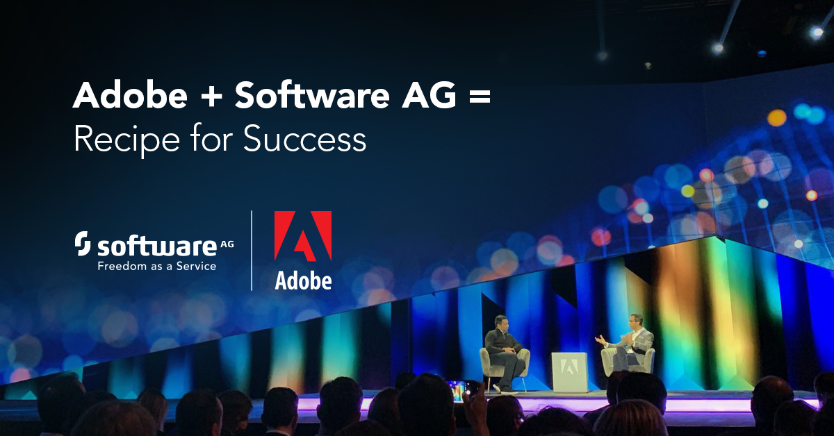 ADOBE with text Linkedin