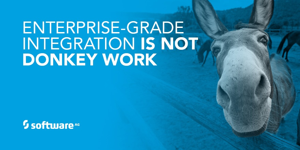 Twitter donkey work