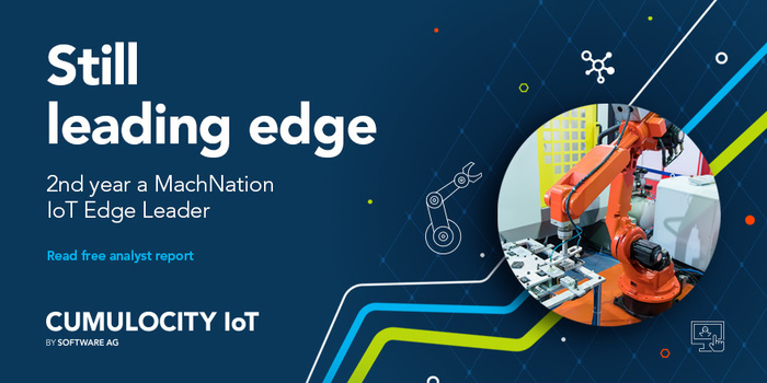 We are STILL Leading Edge in IoT!