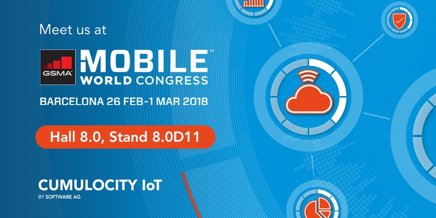 Meet us in Barcelona: Mobile World Congress 2018