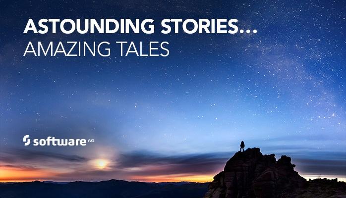 Astounding Stories… Amazing Tales