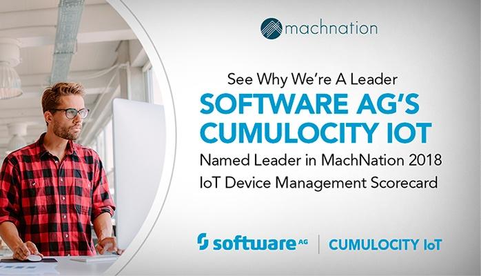Cumulocity IoT Tops Device Management List