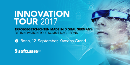 Innovation Tour 2017: Made in Digital Germany