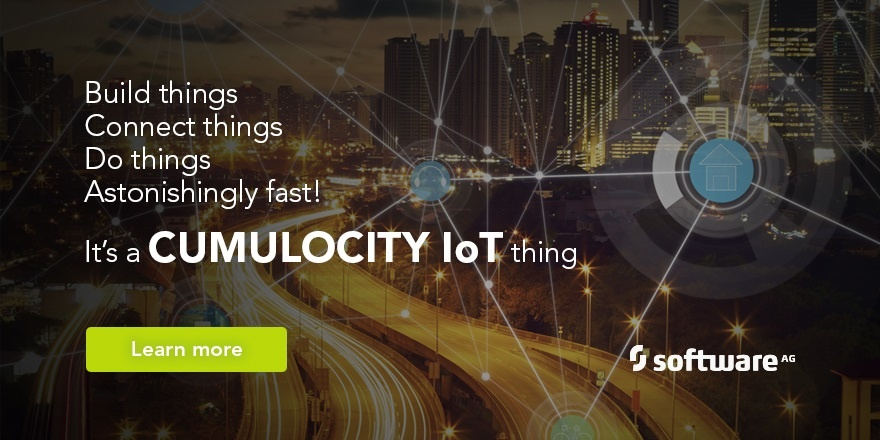 The IoT is Here; What  are you Waiting for?