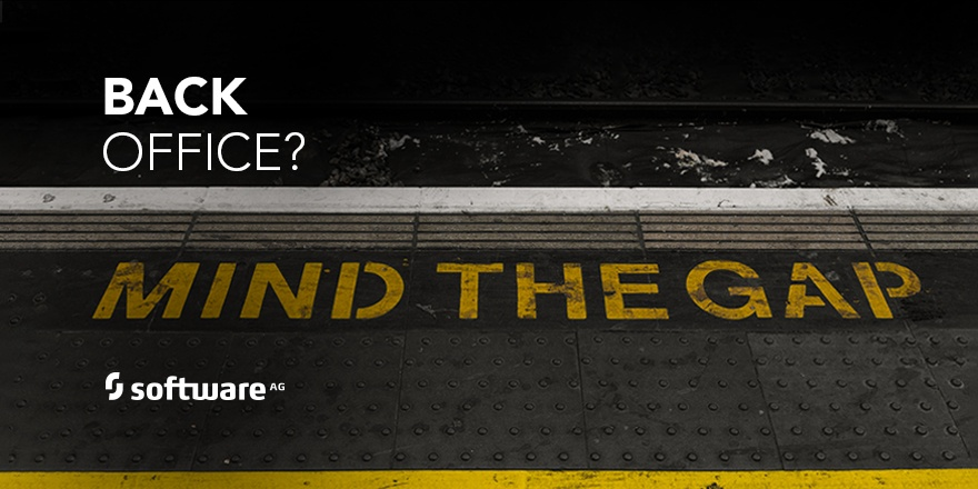 """Back Office Warned to """"Mind the Gap"""""""
