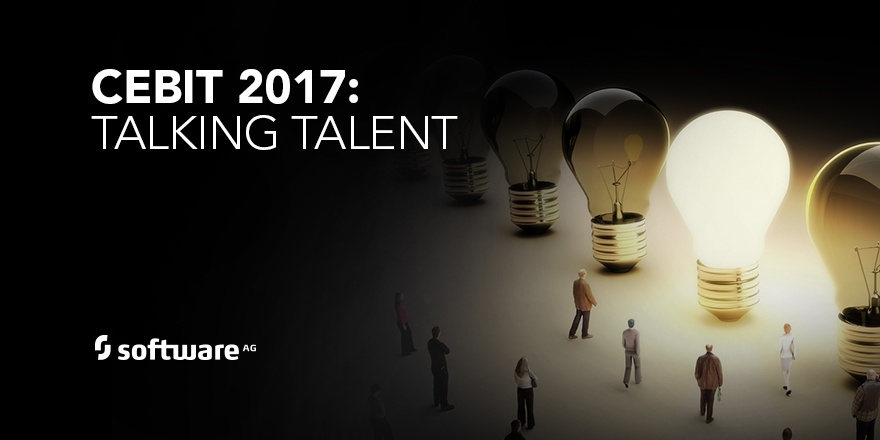 Rounding up the Talent at CeBIT 2017