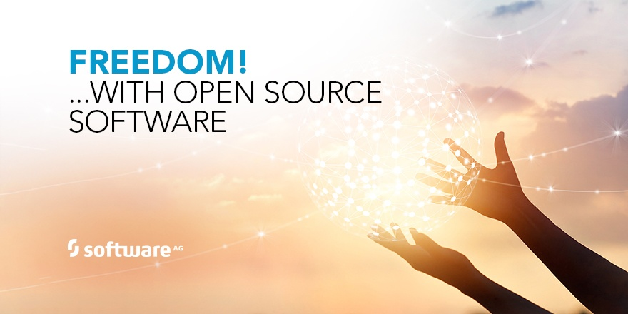 Freedom – and its Price - with Open Source Software