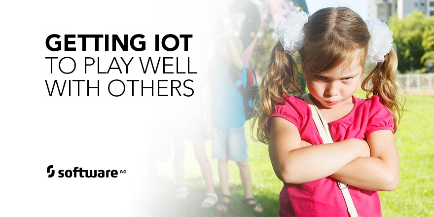 IoT: Learning to Play Well with Other Technology