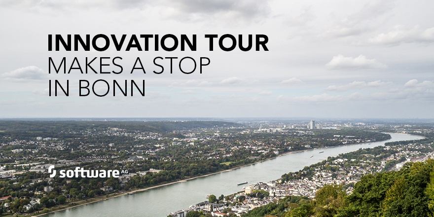 Innovation Tour Makes a Stop in Bonn
