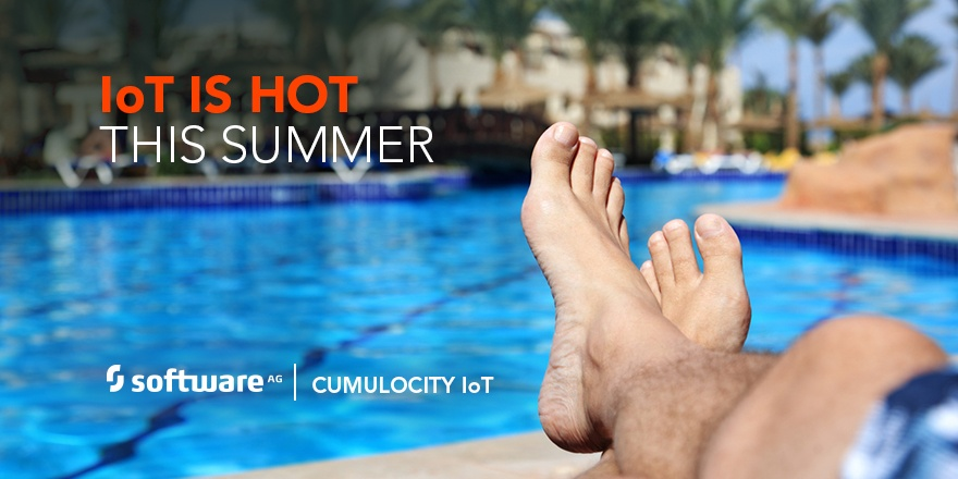 Five IOT Trends to Ponder by the Pool