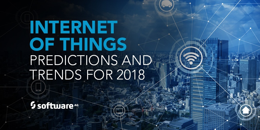 Six Red-hot IoT Predictions for 2018