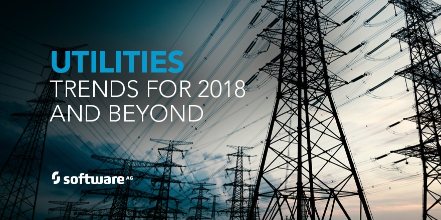 Four Electrifying Utility Trends for 2018 and Beyond