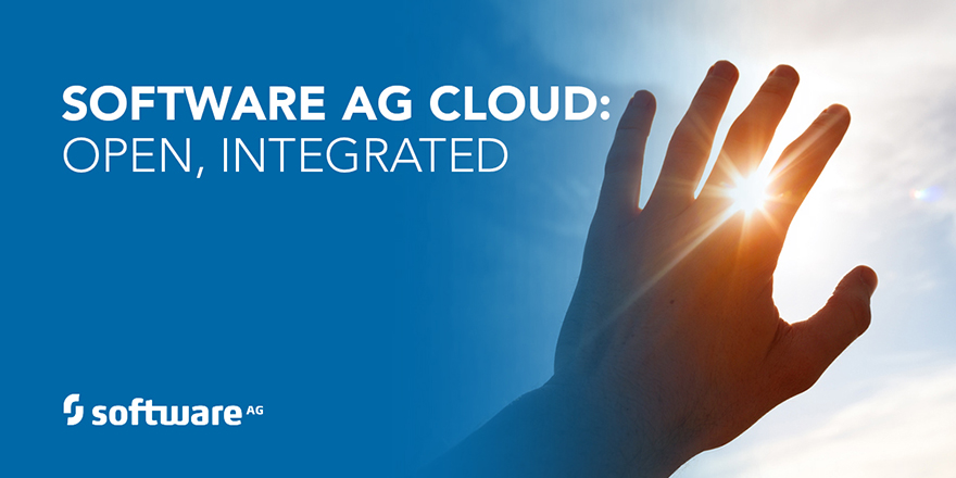 Software AG Cloud: Open, Integrated