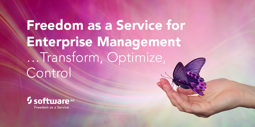 What does Freedom as a Service mean for Enterprise Management?