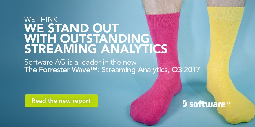 Outstanding in our (Streaming Analytics) Field