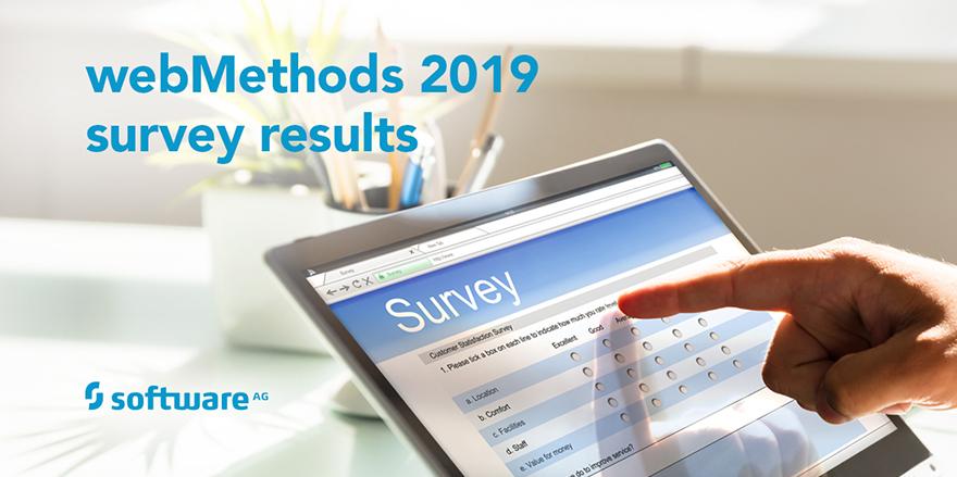 Key Findings: webMethods Customer Survey