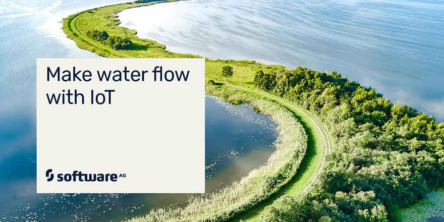 Effective data integration keeps water flowing